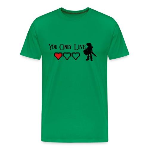 Link - Men's Premium T-Shirt