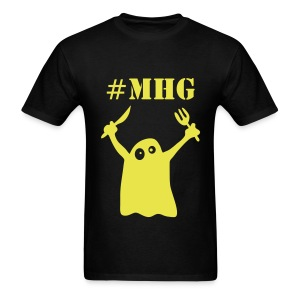 #MHG Ghost T-Shirt - Men's T-Shirt
