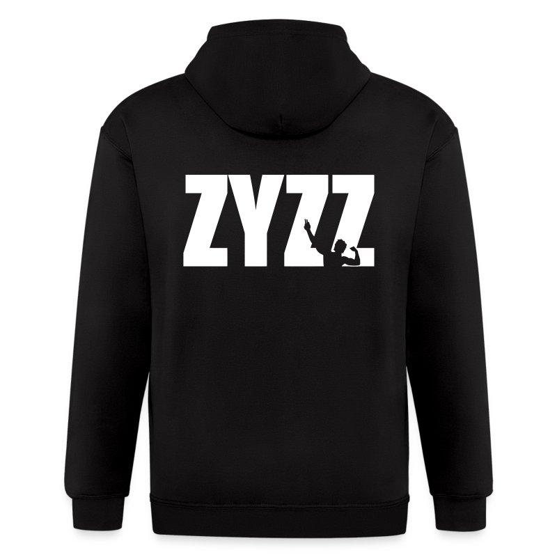 Men's Zip Hoodie Zyzz - Men's Zip Hoodie