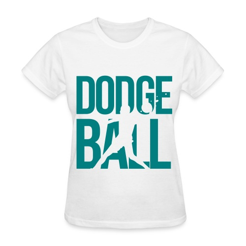 Dodge Ball - Women's T-Shirt
