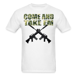 Come and Take Em - Mens Tee - Men's T-Shirt