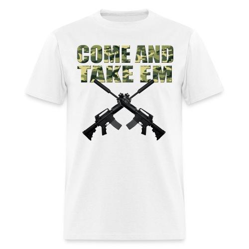 Come and Take Em - Mens Tee - Men's T-Shirt