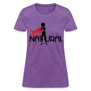 Super Natural T-shirt - Women's T-Shirt
