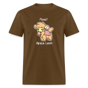 Alpaca Lunch Men's Tee - Men's T-Shirt
