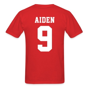 AIDEN 9 - Tee (XL Logo, NBL) - Men's T-Shirt