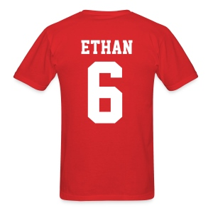 ETHAN 6- Tee (XL Logo, NBL) - Men's T-Shirt