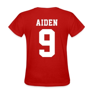 AIDEN 9 - Tee (XL Logo, NBL) - Women's T-Shirt