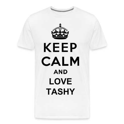 Love Tashy - Men's Premium T-Shirt