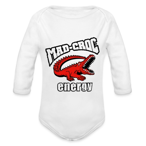 10_MC_Logo_13-5°_Energy_Gray 2.png - Long Sleeve Baby Bodysuit