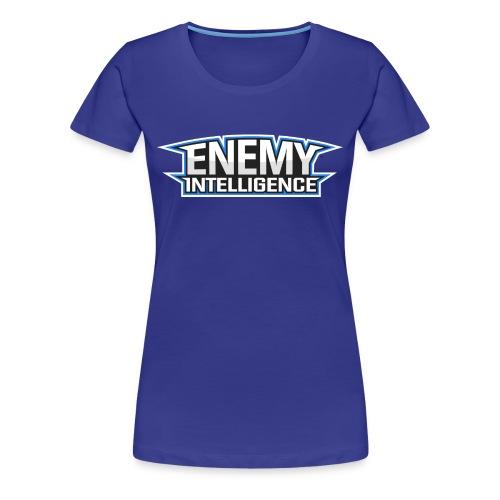 T-Shirt (female) with text - Women's Premium T-Shirt