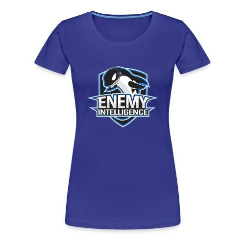 T-Shirt (female) with logo - Women's Premium T-Shirt