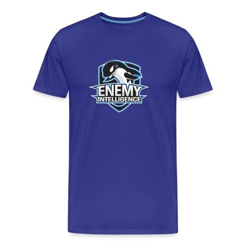 T-Shirt (male) with logo - Men's Premium T-Shirt
