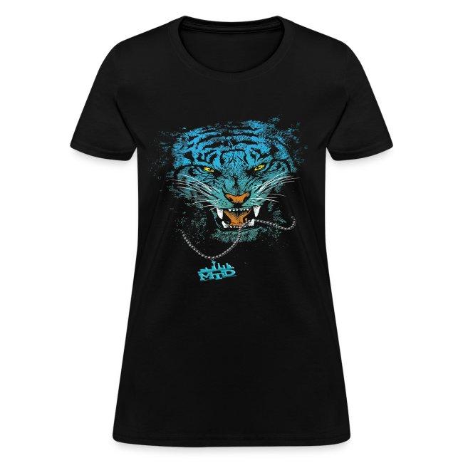 Womens MTD Tiger Shirt