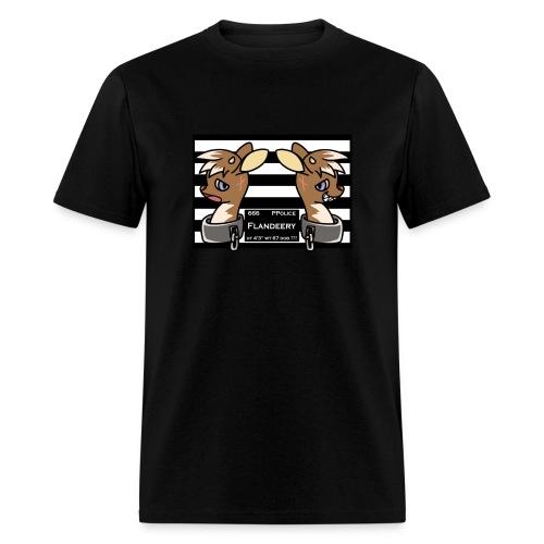 Flandeery Line Up Men's Tee - Men's T-Shirt