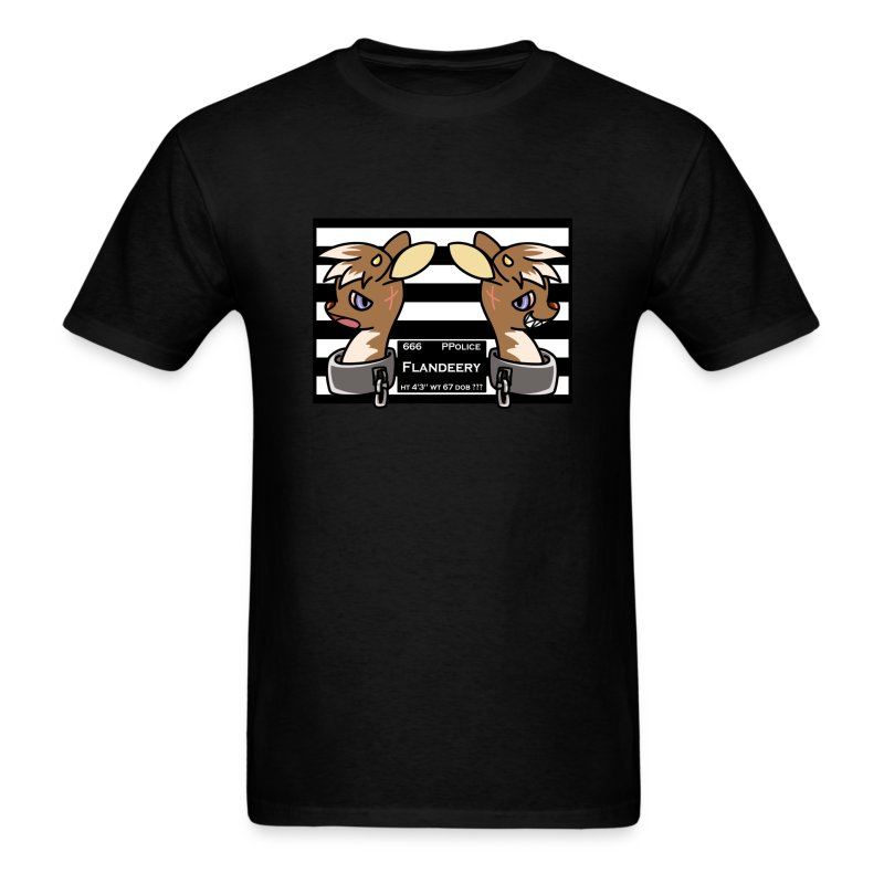Flandeery Line Up Men's Tee - Men's T-Shirt