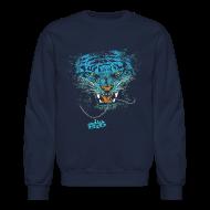 Long Sleeve Shirts ~ Crewneck Sweatshirt ~ MTD Tiger Sweatshirt