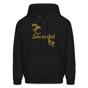 Successful : A Gold Winter Collection Hooded SweatShirts  - Men's Hoodie