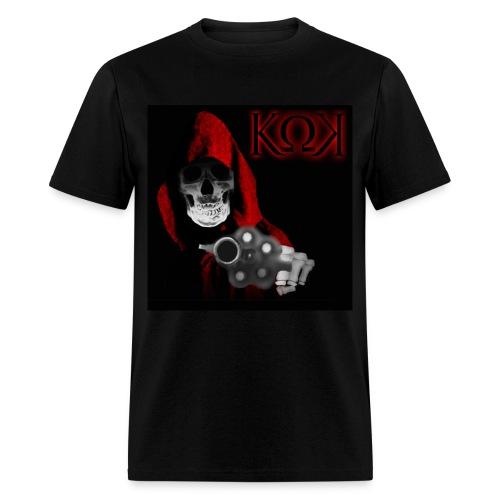Reaper Kaotic Klique T Shirt - Men's T-Shirt