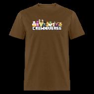 T-Shirts ~ Men's T-Shirt ~ Crewniverse
