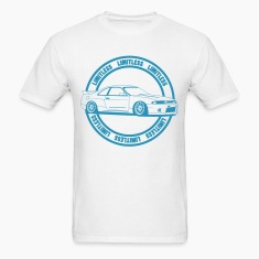 Limtless Skyline T-Shirts
