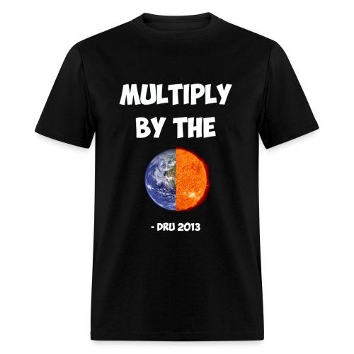 EarthSun - Men's T-Shirt