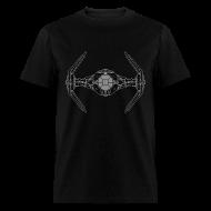 T-Shirts ~ Men's T-Shirt ~ SKYF-01-019 TIE Fighter Star Wars