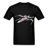 T-Shirts ~ Men's T-Shirt ~ SKYF-01-020 xwing-01
