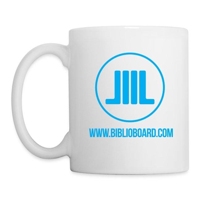 BiblioBoard Coffee Mug