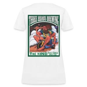 Tre Kind - Black Logo - Women's T-Shirt