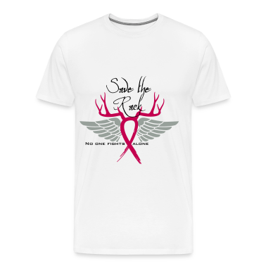 Breast Cancer Save the rack T-Shirts