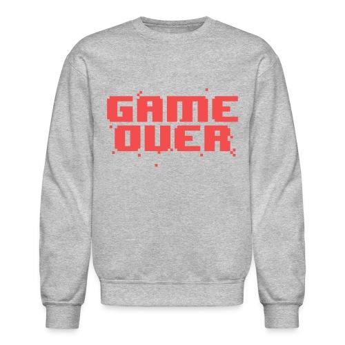GAME OVER - Crewneck Sweatshirt