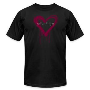 Vampire Academy - Men's T-Shirt by American Apparel