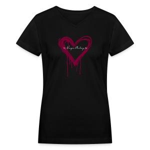 Vampire Academy - Women's V-Neck T-Shirt