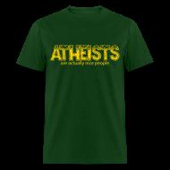 T-Shirts ~ Men's T-Shirt ~ Men's Standard Weight T-Shirt