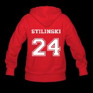 Hoodies ~ Women's Hoodie ~ Stilinski 24 Back