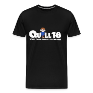 T-Shirts ~ Men's Premium T-Shirt ~ What Could Go Wrong (Mens T)