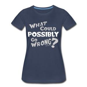 WCPGW (Ladies Premium T) - Women's Premium T-Shirt