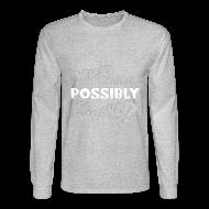 Long Sleeve Shirts ~ Men's Long Sleeve T-Shirt ~ WCPGW (Mens Long Sleeve)