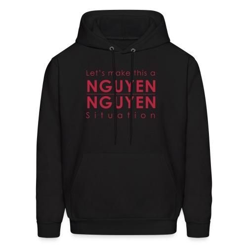 Nguyen Nguyen Situation - Men's Hoodie