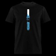 T-Shirts ~ Men's T-Shirt ~ SKYF-01-024 LUKE'S LIGHTSABER