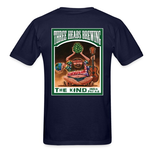 The Kind - White Logo - Men's T-Shirt