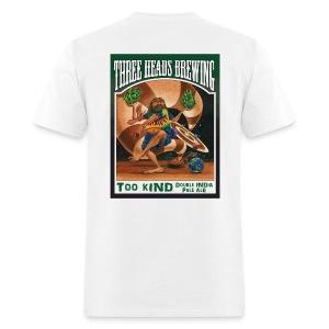 Too Kind - Black Logo - Men's T-Shirt