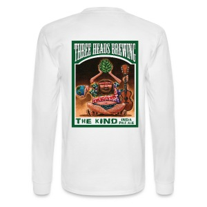 The Kind - Black Logo - Men's Long Sleeve T-Shirt
