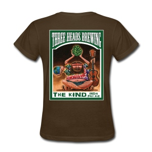 The Kind - White Logo - Women's T-Shirt