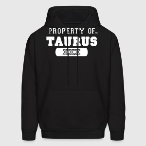 PROPERTY OF TAURUS - Men's Hoodie