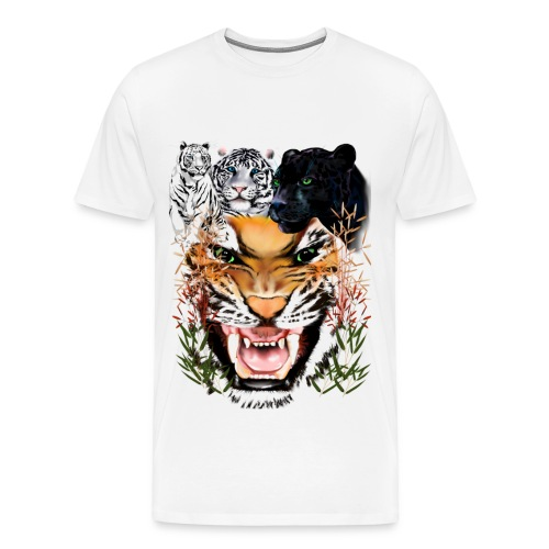 BIG CAT - Men's Premium T-Shirt