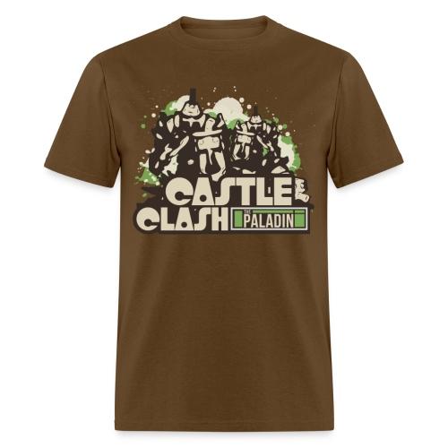 Castle Clash Paladin - Men's T-Shirt