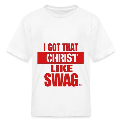 KIDS I GOT THAT CHRIST LIKE TEE - Kids' T-Shirt