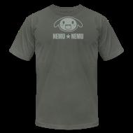 T-Shirts ~ Men's T-Shirt by American Apparel ~ Unisex nemu*logo shirt