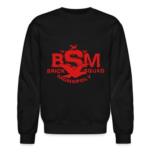 BSM salute, IN ORBIT CUSTOMS - Crewneck Sweatshirt